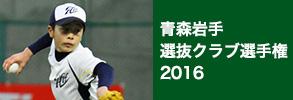 青森岩手選抜クラブ選手権2016