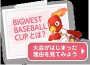 BIGWEST BASEBALL CUP(ビックウエストベースボールカップ)とは?