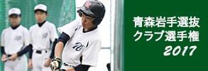 青森岩手選抜クラブ選手権2017